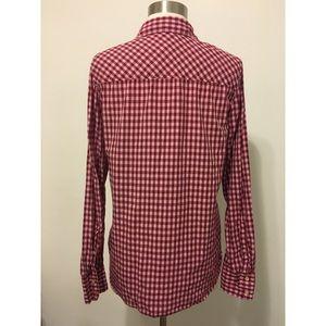 J. Crew Tops - J. Crew Club-collar Boy shirt in Gingham